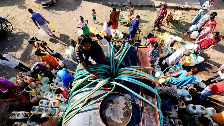 Suomalaisyritykset kamppailevat maailman vesipulaa vastaan