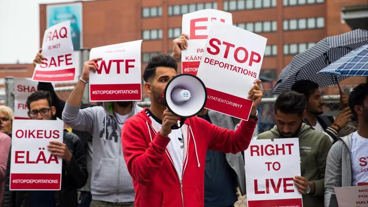 Maahanmuuttovirasto on kiristänyt turvapaikkalinjaansa