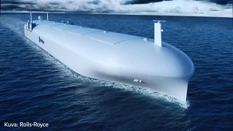 Suomi kiitää itseohjautuvan meriliikenteen kärkimaana