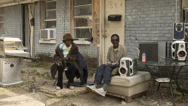 Mustien heikko asema näkyy edelleen Memphisin katukuvassa