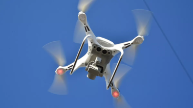 Droonit auttavat poliisia kadonneiden etsinnässä