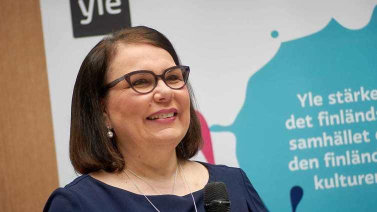 Ylen toimitusjohtajaksi valittiin pitkän linjan mediajohtaja Merja Ylä-Anttila