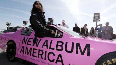 Jared Leto ottaa musiikillaan kantaa Yhdysvaltojen yhteiskunnalliseen tilaan