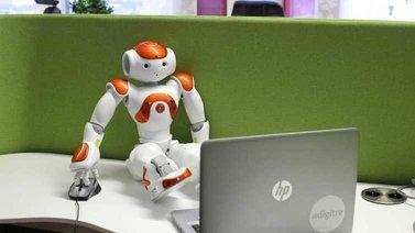Robotit tekevät tuloaan kouluihin
