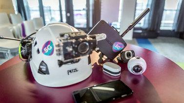 5G-verkko tulee - voit siirtää vaikka hologrammin VR-laseihin