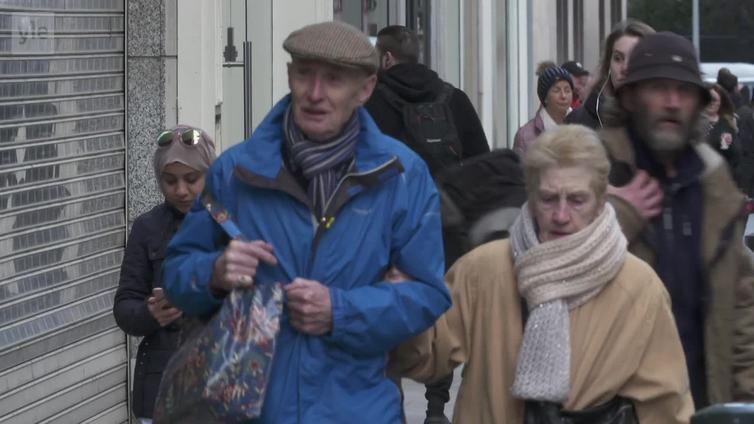 Euroopan väestö ikääntyy nopeasti – Irlannissa nuorinta väkeä