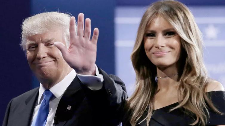 """""""Ole paras"""" – Melania Trump lanseerasi oman kampanjansa lasten hyväksi"""