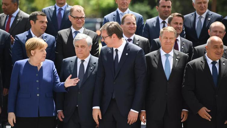 EU pysyy kylmänä Länsi-Balkanin maiden jäsenyystoiveille