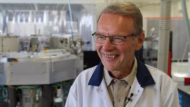 Tekniikan tohtori Tuomo Suntola sai miljoonan euron Millenium-palkinnon