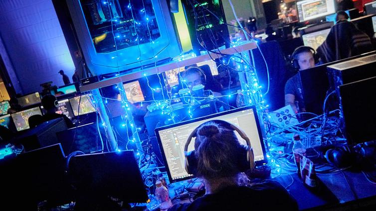Helsinki Games Factory on pelintekijöiden superkeskittymä