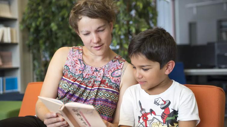 Noel Fernando aloittaa kiinan opiskelun heti ensimmäiseltä luokalta