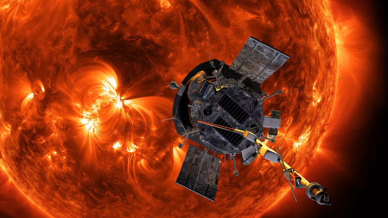 Nasa lähetti avaruusluotaimen tutkimaan Aurinkoa