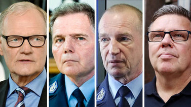 Poliisijohtajat syyttelevät toisiaan Suomen suurimmassa poliisirikosjutussa