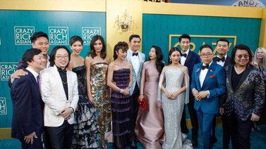 Hollywoodissa tehtiin harvinainen elokuva, jonka näyttelijät ovat aasialaistaustaisia