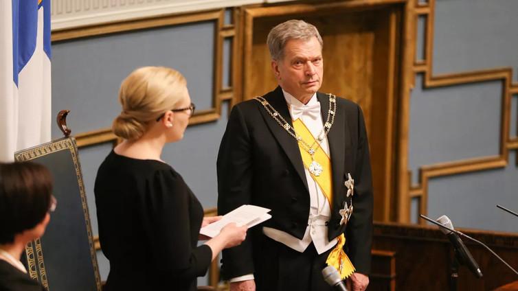 Presidentti Sauli Niinistö nauttii poikkeuksellista kansansuosiota
