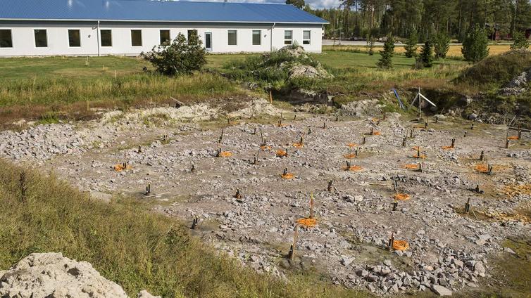 Toholammilla kokeillaan energian varastointia maaperään