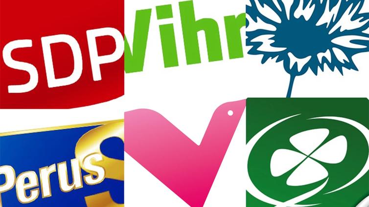 Ylen puoluekannatusmittaus: SDP kärkipaikalla, Vihreät jatkaa vajoamistaan
