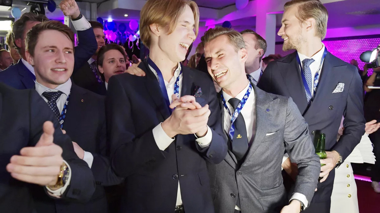 Ruotsidemokraatit nousi vaalien voittajaksi Ruotsissa