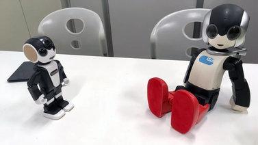 Tulevaisuuden älypuhelin voi olla minirobotti
