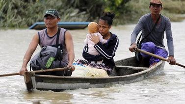 Mangkhut-taifuuni iski rajusti Filippiineille ja Kiinaan