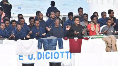 EU-johtajat pohtivat yhteisen rajavartioston perustamista