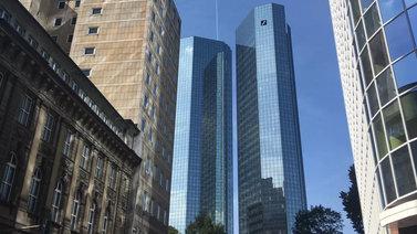 Frankfurtista tulossa uusi EU:n rahamaailman keskus