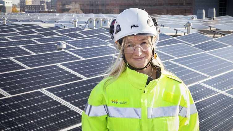 Kotien kiinnostus vihreään energiaan on kasvamassa
