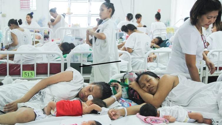 Filippiineillä jopa tuhat naista vuodessa kuolee salaa tehdyissä aborteissa