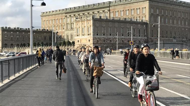 Ruotsin sähköpyörätuesta tuli menestys