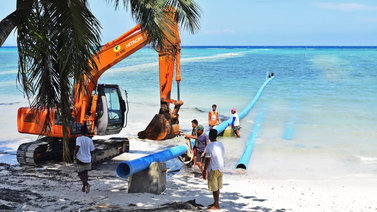 Boracayn paratiisisaari avataan jälleen turisteille tehosiivouksen jälkeen