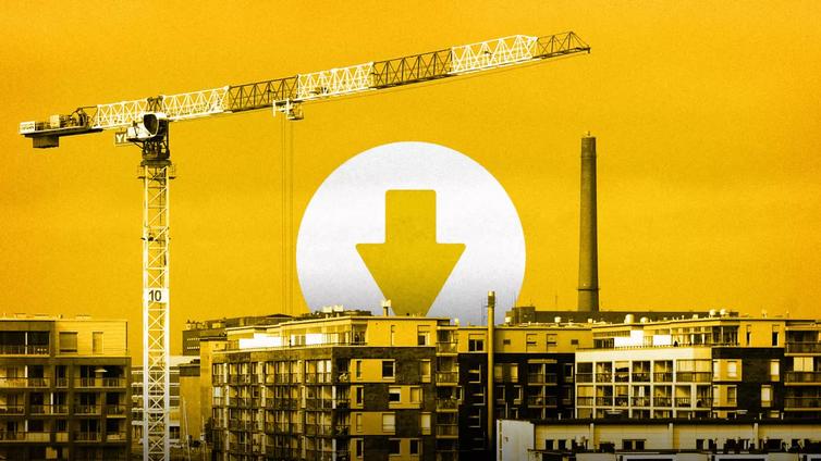 Rakentamisen buumista huolimatta rakennusfirmoilta satelee tulosvaroituksia