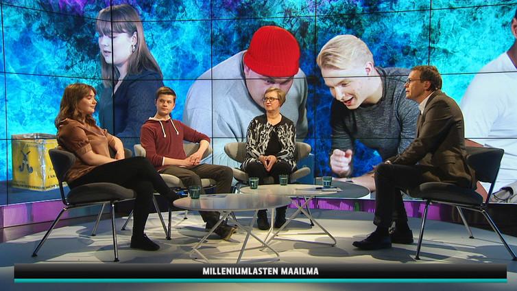 18-vuotias Armas Kantola: Meidän sukupolvessa kaikki saa olla mitä itse haluaa
