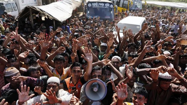 Rohingyojen paluu Myanmariin tyssäsi alkuunsa – halukkaita lähtijöitä ei löytynyt