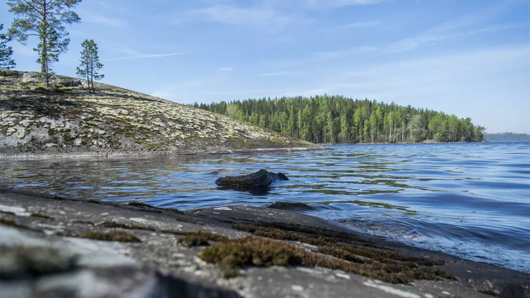 Vesistöjen pinnat ovat poikkeuksellisen matalalla