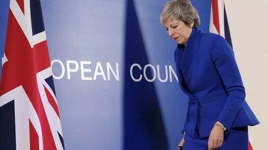 EU-erosopimus ei käynyt briteille - pääministeri May lykkäsi brexit-äänestystä