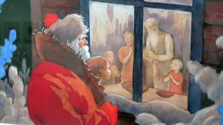 Rudolf Koivu kuvasi suomalaista joulu-unelmaa