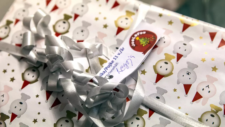 Joulupuu-keräys tuo jälleen iloa tuhansille lapsille