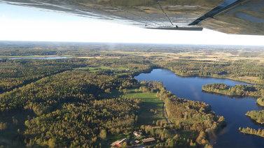 Luonto ja itsenäisyys ovat suomalaisille kirkkoa pyhempiä