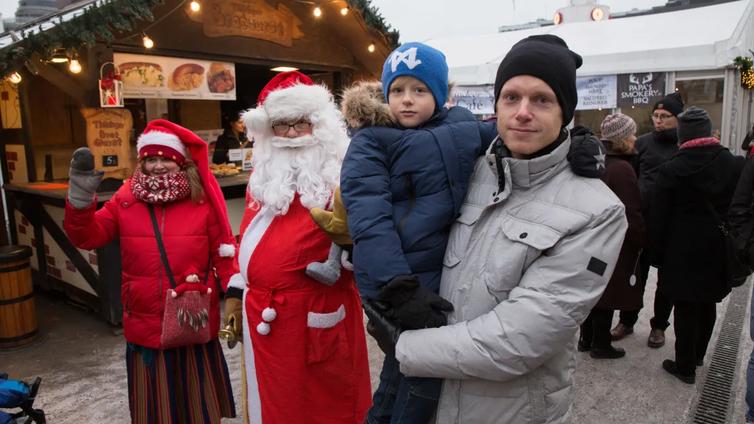 Joulumarkkinoilta haetaan elämyksiä ja yksilöllisiä tuotteita