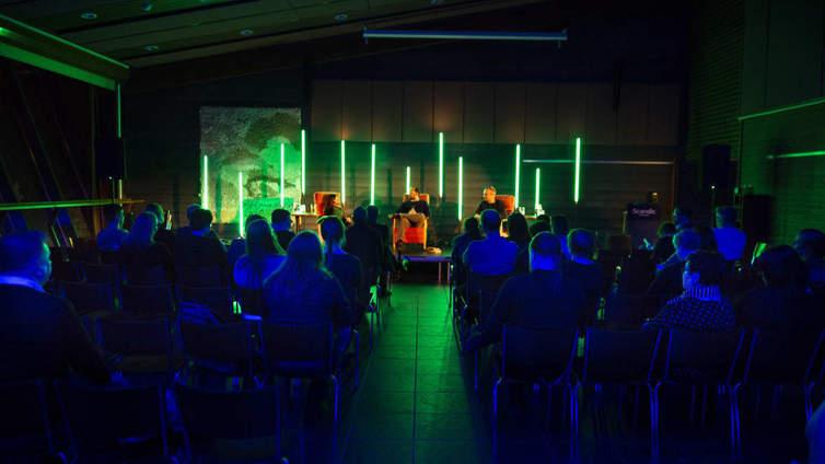 Rukan rikoskirjallisuusfestivaali sai kirjailijoiden mielikuvituksen laukkaamaan