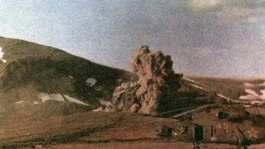 Neuvostoliiton epäonnisesta ydinkokeesta päätyi säteilyä lehmänmaitoon Lapissa