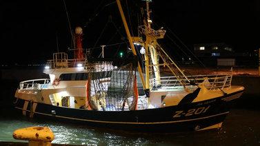 """Belgialaiset kalastajat peloissaan brexitistä: """"Meillä ei ole tulevaisuutta"""""""