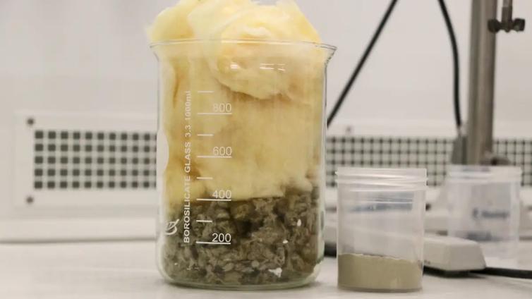 Tutkijat kehittivät lasivillasta maailman lujimman betonin