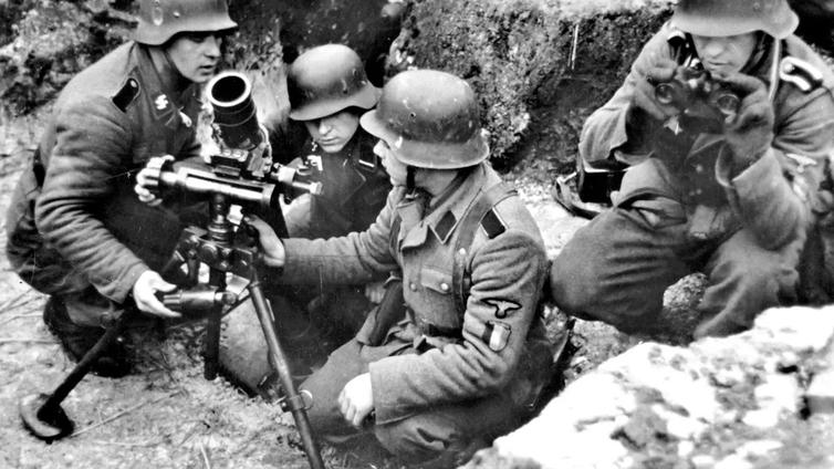 Suomalaiset SS-miehet osallistuivat todennäköisesti juutalaisten ja siviilien surmaamiseen 1941–1943