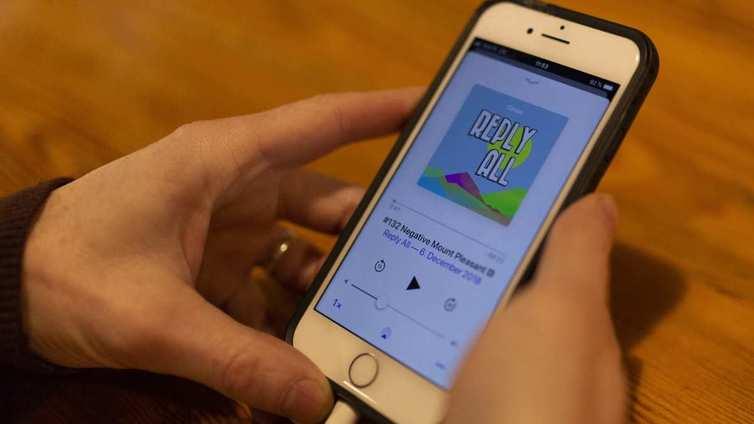 Verkossa julkaistujen podcastien suosio jatkaa kasvuaan