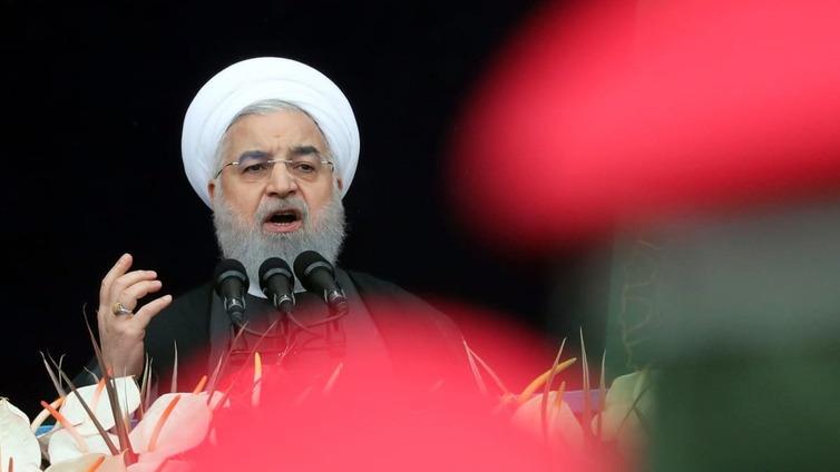 Iranissa on juhlittu islamilaisen vallankumouksen 40-vuotispäivää
