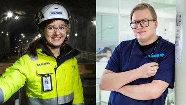 Suomessa yhä vallalla jyrkkä jako miesten ja naisten töihin