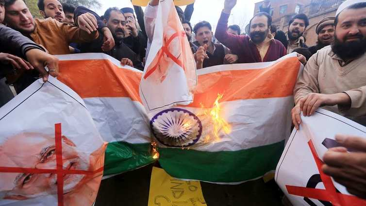 Intian ja Pakistanin väliset jännitteet ovat kiristyneet entisestään