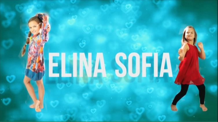 Lahtelaissiskosten Elinan ja Sofian You Tube-videoilla jo lähes 8 miljoonaa katsojaa