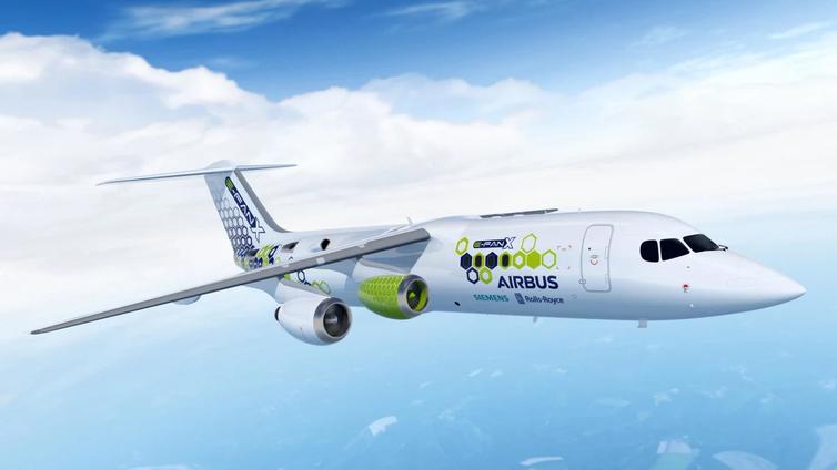 2030-luvulla lennetään hybridikoneella ja lentolipun hinta voi jopa laskea